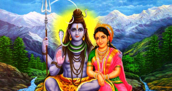 Shiva The Destroyer of The Universe