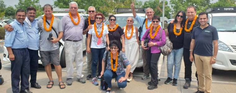 Small Group Holiday Tours to India