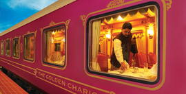 India Train Tours