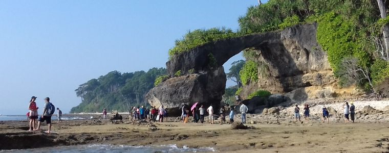 Amazing Andaman with Baratang Island Tour Package