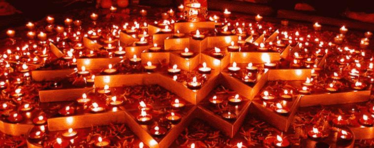 Diwali Festival Tour India