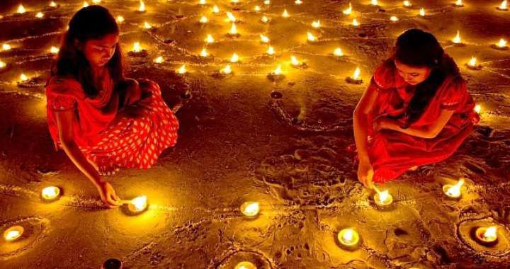 Diwali The Festival of Lights Tour India