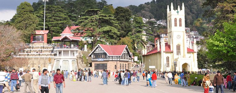 Heritage Walk of Shimla
