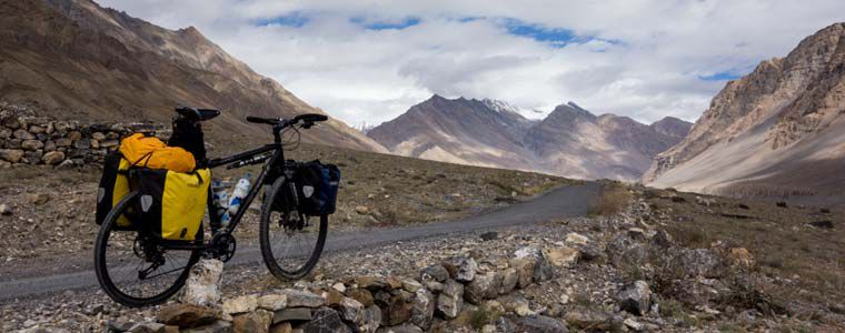 Himalayan Bicycle Tour