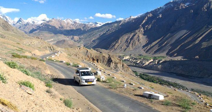 India Trans Himalayan Jeep Safari Tour