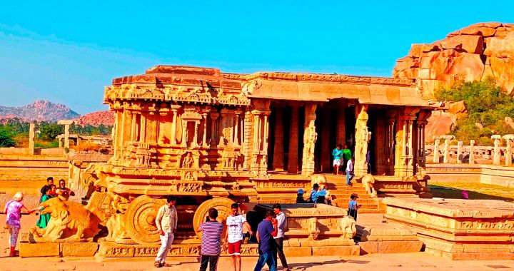 India's Lost World - Hyderabad with Hampi and Mysore Tour