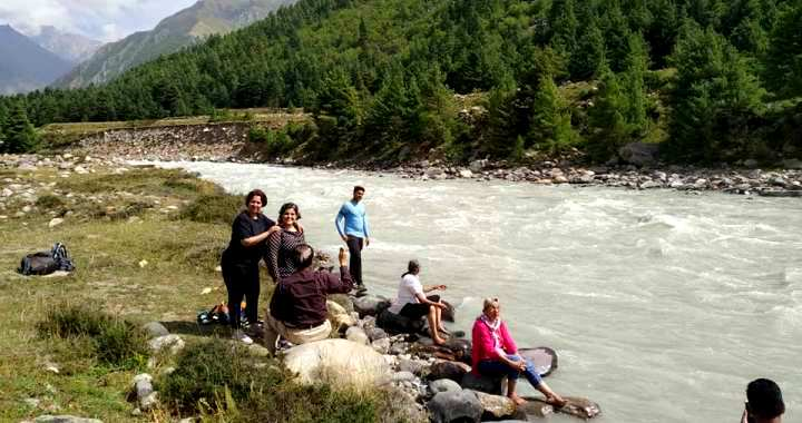 Kalpa with Sangla Valley and Chitkul Group Tour Package