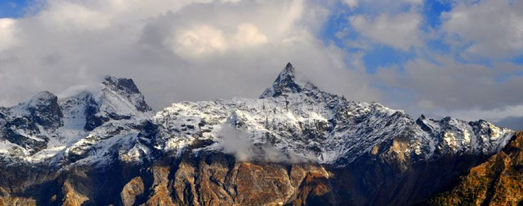 Kinner Kailash and Spiti Valley Tour
