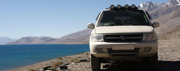 Manali Leh Jeep Safari Tour
