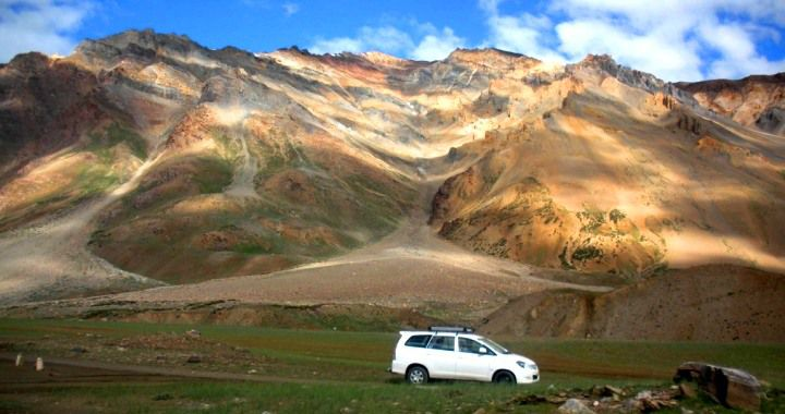 Manali Leh Manali Jeep Safari Overland Drive Tour Package