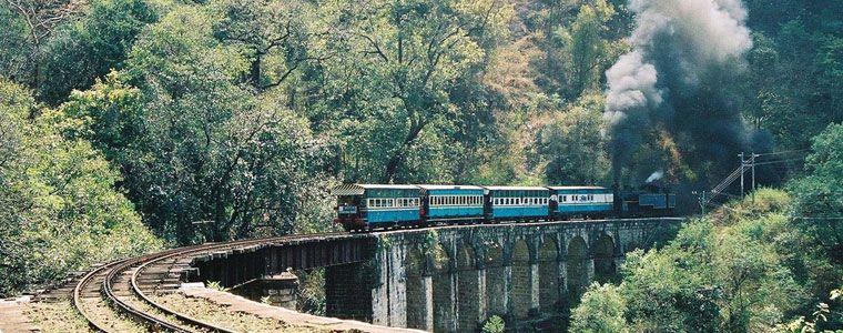 Southern India with Nilgiri Mountain Railways