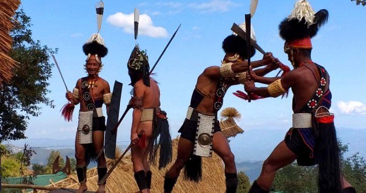 Northeast India with Nagaland Hornbill Festival Tour