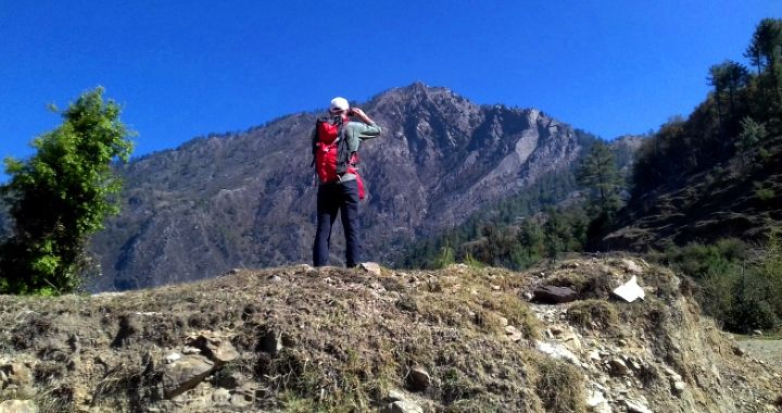 Shali Tibba Peak Hike - The Best Day Trek Around Shimla