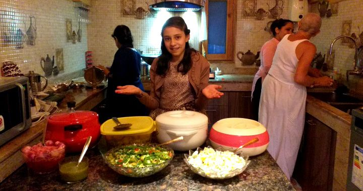 Shimla Culinary Cooking and Food Tour India - Dining Experience with a Local Family
