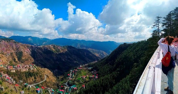 Shimla Hill Station and the Kalka Shimla Toy Train Tour India