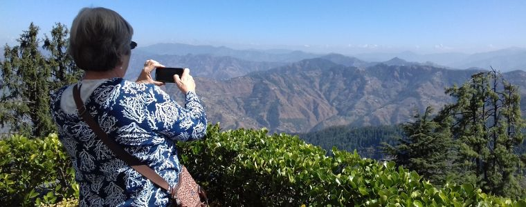 Shimla Water Catchment wildlife Sanctuary Walk