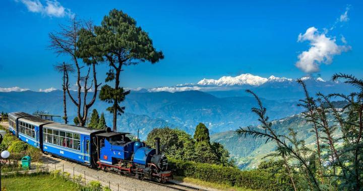 Sikkim And Darjeeling Himalayas