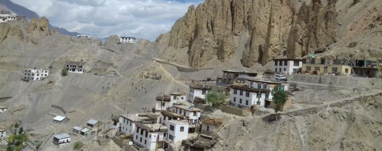 Spiti Valley Holiday Tour Package