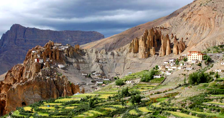 Spiti Valley Tour Holiday Adventure Package