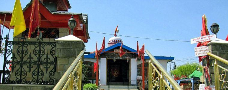 Tara Devi Hill and Temple walk