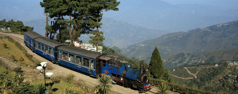 The Best of Mountain Railways of India